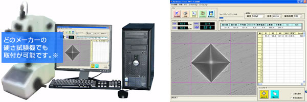 Auto-Measuring device system PMT/PVT series